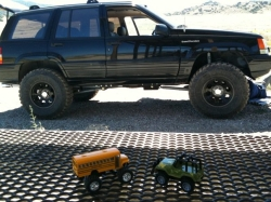 rexxiboy90807s 1994 Jeep Grand Cherokee