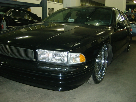 Another sixtrey 1995 Chevrolet Impala post... - 7555241