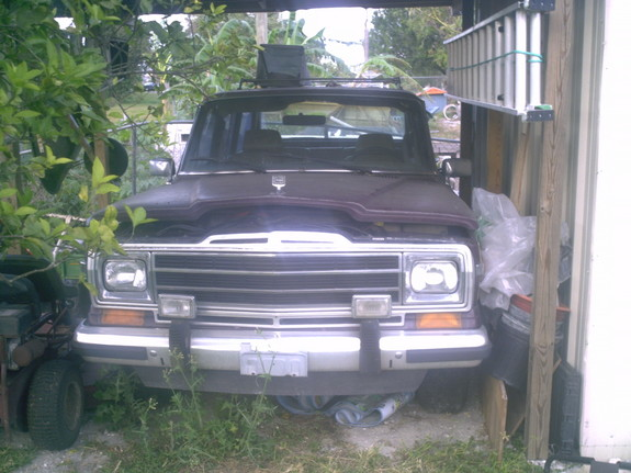Another fastmexican561 1987 Jeep Grand Wagoneer post... - 7599296