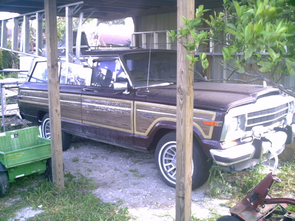 Another fastmexican561 1987 Jeep Grand Wagoneer post... - 7599300