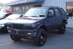 bluerodeo4x4 1994 Isuzu Rodeo