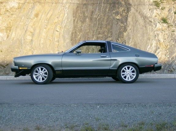 77miimach1's 1977 Ford Mustang II