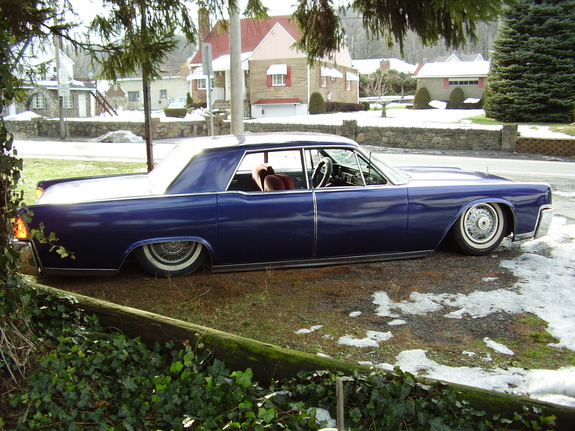 bagged 1964 lincoln continental on 24 inch rims 1964 custom lincoln continental bagged on 24 39. Black Bedroom Furniture Sets. Home Design Ideas