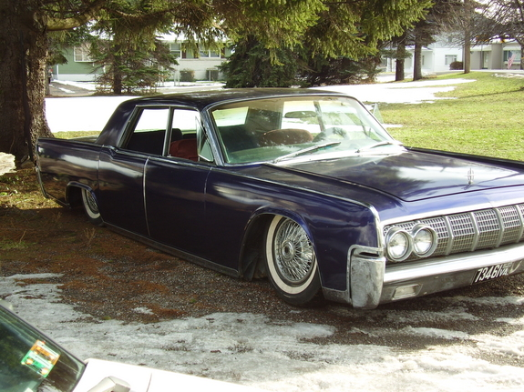 uprightplayer 1964 lincoln continental specs photos. Black Bedroom Furniture Sets. Home Design Ideas