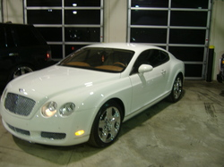 Phoenixautos 2005 Bentley Continental GT