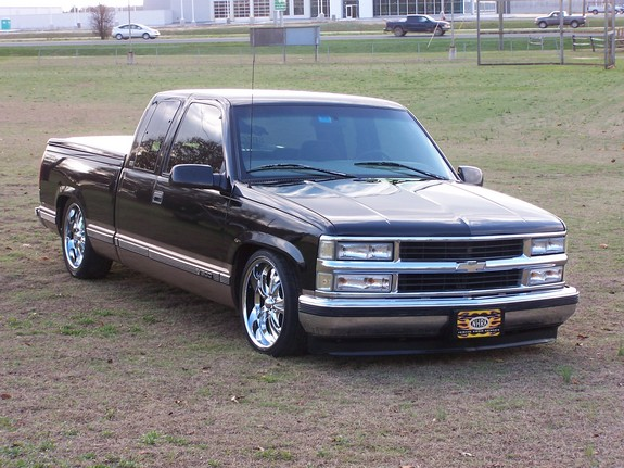 1990 Chevy 3500 Ext Cab Dully  cars amp trucks  by owner