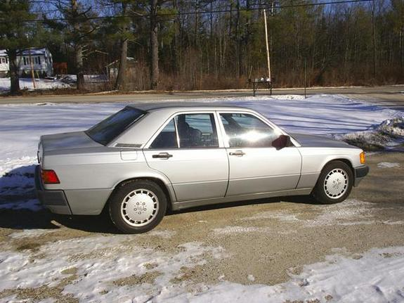 Another 2tonsoffordfun 1991 Mercedes-Benz 190-Class post... - 7557339