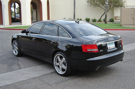 nfinity 2005 audi a6 specs photos modification info at cardomain. Black Bedroom Furniture Sets. Home Design Ideas