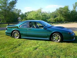 fiveolowbirds 1997 Ford Thunderbird