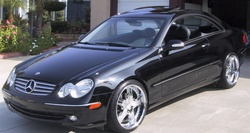 patronaddicts 2005 Mercedes-Benz CLK-Class
