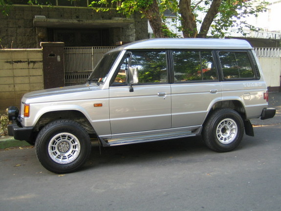 paj4x4 1989 Mitsubishi Montero Specs, Photos, Modification Info at