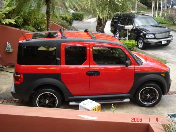 Therede 2005 Honda Element Specs Photos Modification