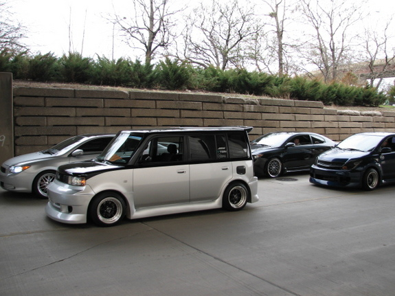 kineticwerkz 2005 scion xb specs photos modification. Black Bedroom Furniture Sets. Home Design Ideas
