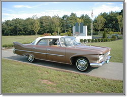 bencar 1960 Plymouth Sedan