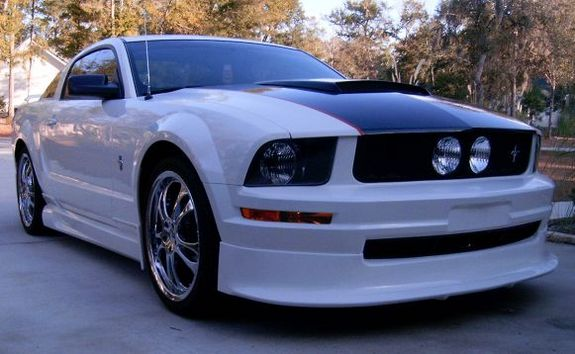 bleeblee's 2005 Ford Mustang