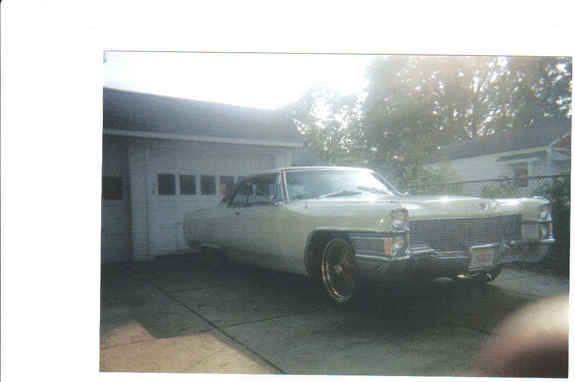 Another PIMPBO 1965 Cadillac DeVille post... - 7563198