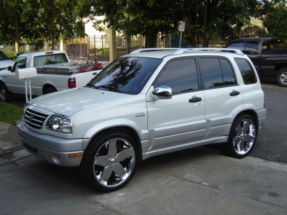 machado287's 2005 Suzuki Grand Vitara