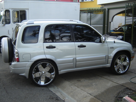 machado287 2005 Suzuki Grand Vitara 7609958