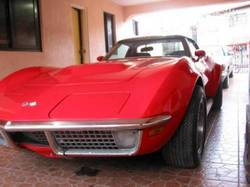 woodfires 1970 Chevrolet Corvette