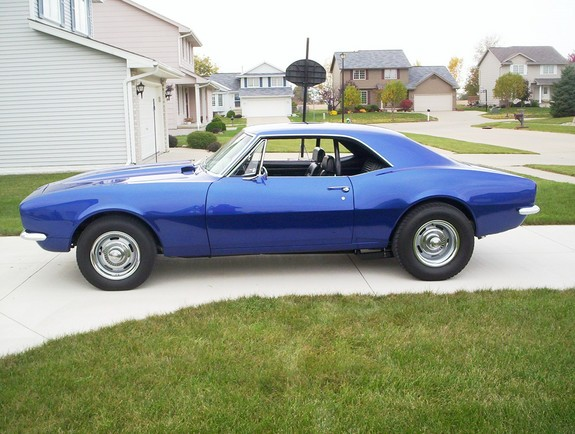 Another PhastCamaro 1967 Chevrolet Camaro post... - 8257202