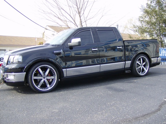 htrdlnc's 2006 Lincoln Mark LT