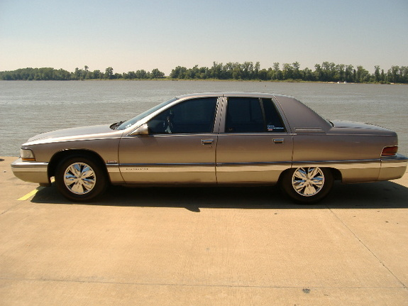 buickroad 1995 Buick Roadmaster
