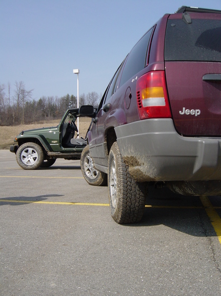 Another AlexDrops 1999 Jeep Cherokee post... - 7568428