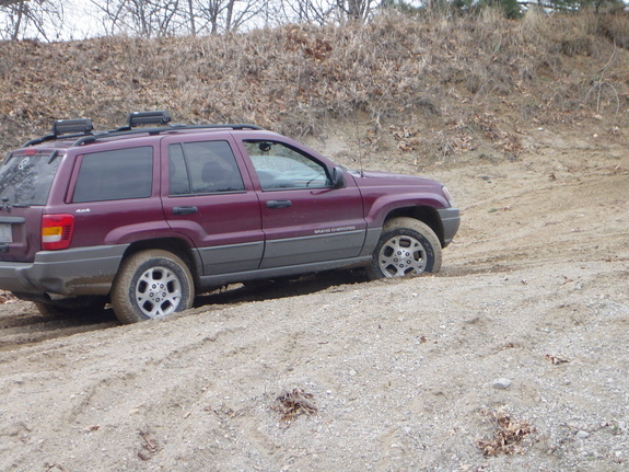Another AlexDrops 1999 Jeep Cherokee post... - 7568439