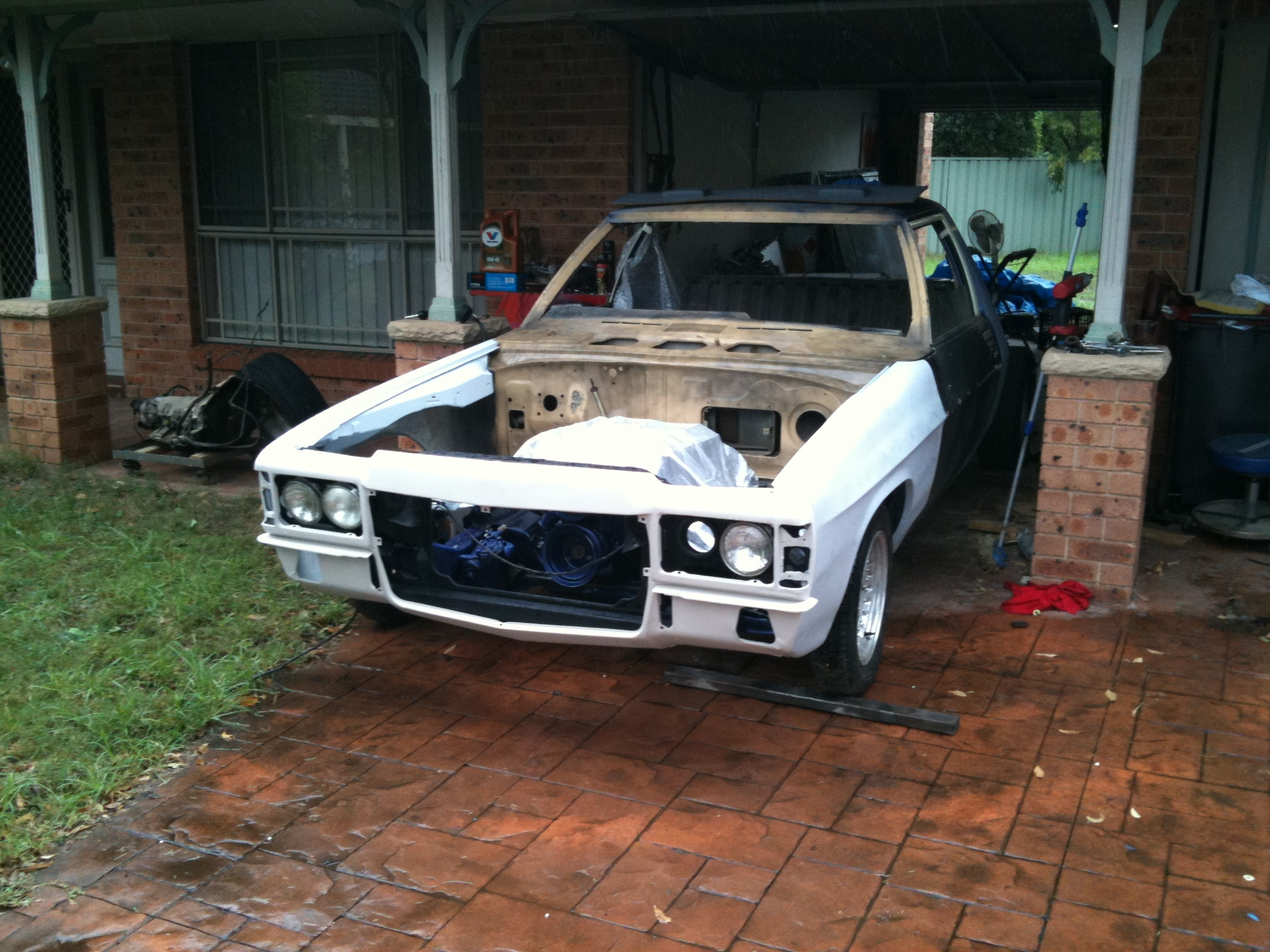Another 1SS05L 1976 Holden Ute post... - 7566301