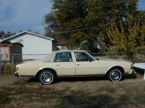 Another Buickbelle 1977 Chevrolet Caprice post... - 7569689