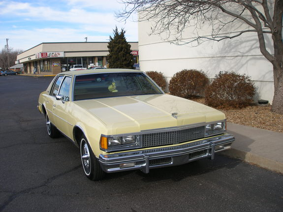 Another Buickbelle 1977 Chevrolet Caprice post... - 7569690