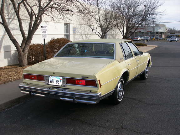 Another Buickbelle 1977 Chevrolet Caprice post... - 7569691