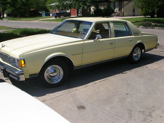 Another Buickbelle 1977 Chevrolet Caprice post... - 7569695