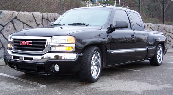 avolson 2003 gmc sierra 1500 extended cabslt pickup 4d 8 ft specs photos modification info at. Black Bedroom Furniture Sets. Home Design Ideas
