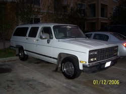 phatboy1974s 1991 Chevrolet Suburban 1500