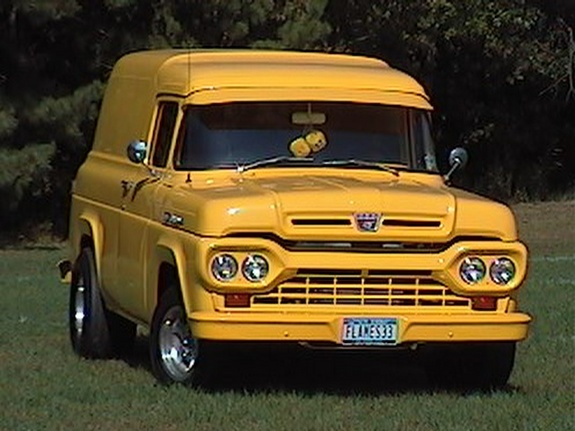 Flames33's 1960 Ford Step Van