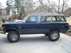 KeyWasted18 1985 Jeep Wagoneer