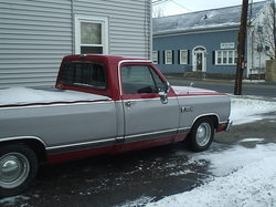 DoorDocs 1988 Dodge Ram 1500 Regular Cab