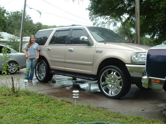 Rollinboy 1998 Ford Expedition Specs  Photos  Modification