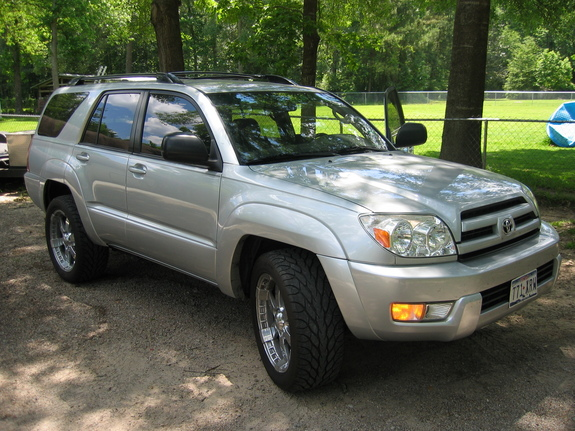 rtcarlin 2003 toyota 4runner specs photos modification. Black Bedroom Furniture Sets. Home Design Ideas