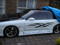 boostd_s13_gurls 1993 Nissan Skyline