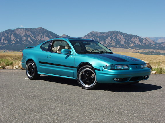 Kwhauck 2001 Oldsmobile Alero Specs Photos Modification Info At