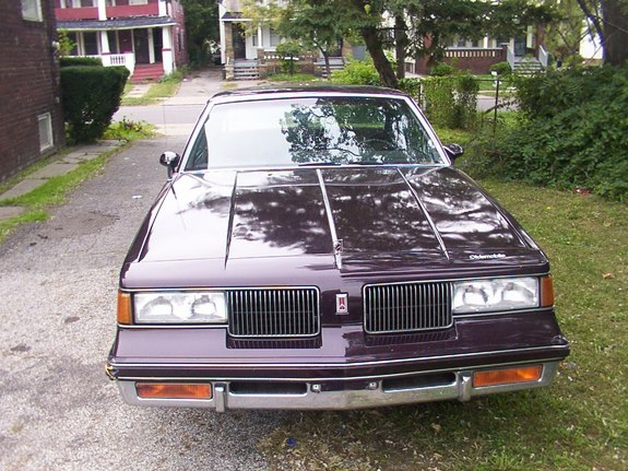Another stunner0_1 1987 Oldsmobile Cutlass Supreme post... - 7572204