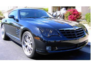 CrossfireGirl 2004 Chrysler Crossfire