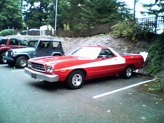 fiftyfeetup 1973 Ford Ranchero Specs Photos Modification