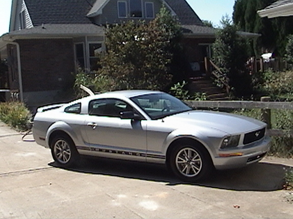 Another steves79vette 2005 Ford Mustang post... - 7588985