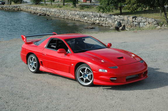 The Kid3000 1992 Mitsubishi 3000gt Specs Photos