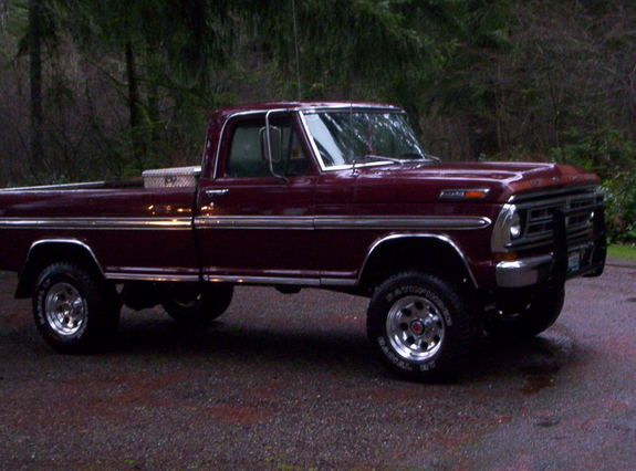 1972 Ford F250 4x4 For Sale >> whatsachevy 1972 Ford F150 Regular Cab Specs, Photos, Modification Info at CarDomain