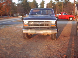 horsefeds 1985 Ford F150 Regular Cab