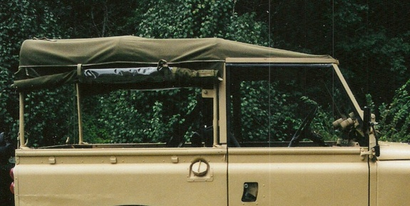 Another wardrw 1968 Land Rover Defender 90 post... - 7604373